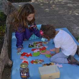 Детски център на открито снимк 5