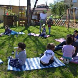 Детски център на открито снимк 3